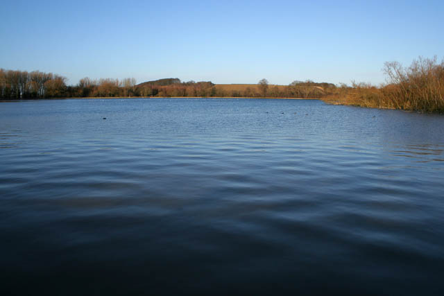 Denton Reservoir - geograph.org.uk - 1128242