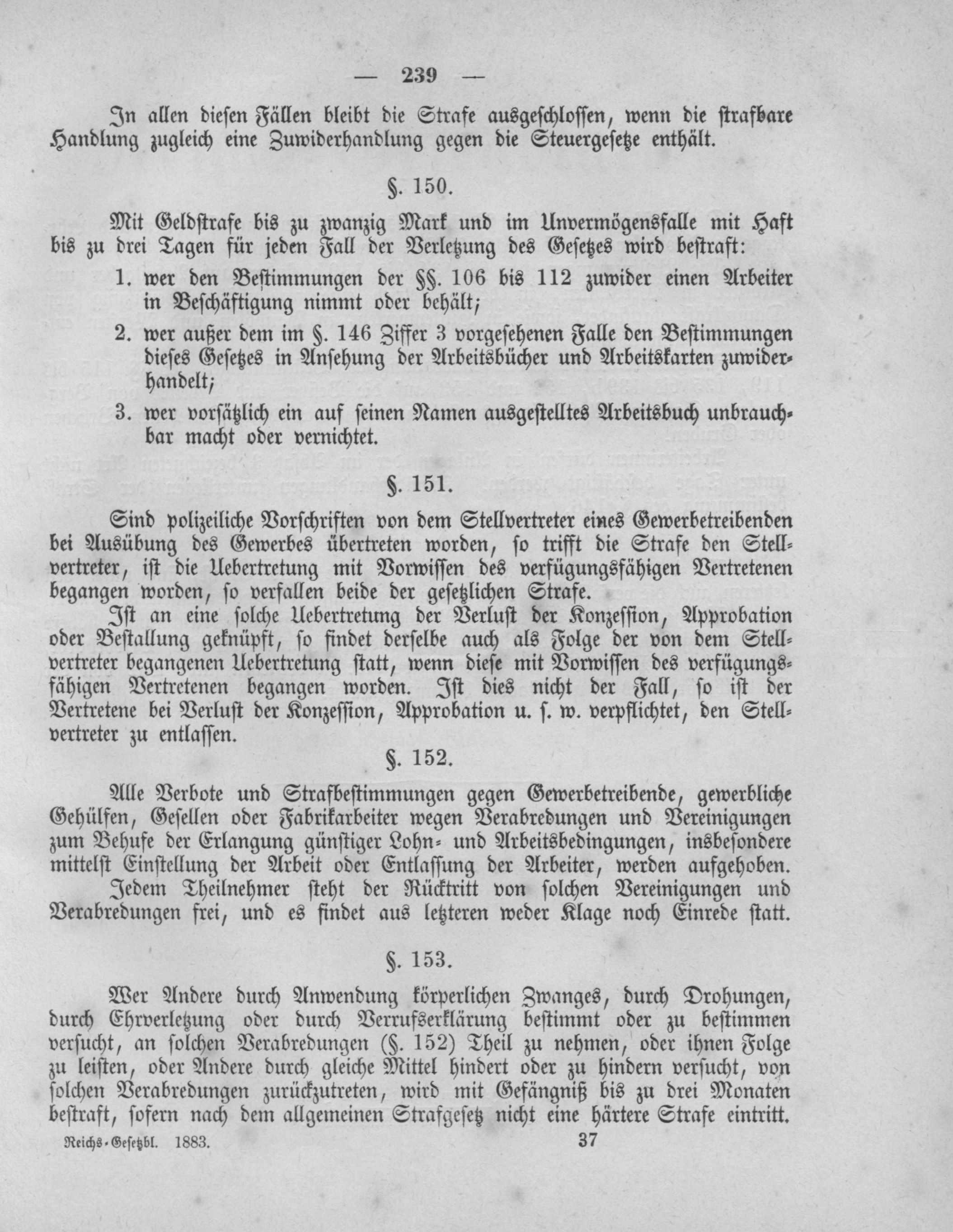 File:Deutsches Reichsgesetzblatt 1883 015 239.jpg - Wikimedia Commons