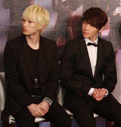Eunhyuk dating Donghae