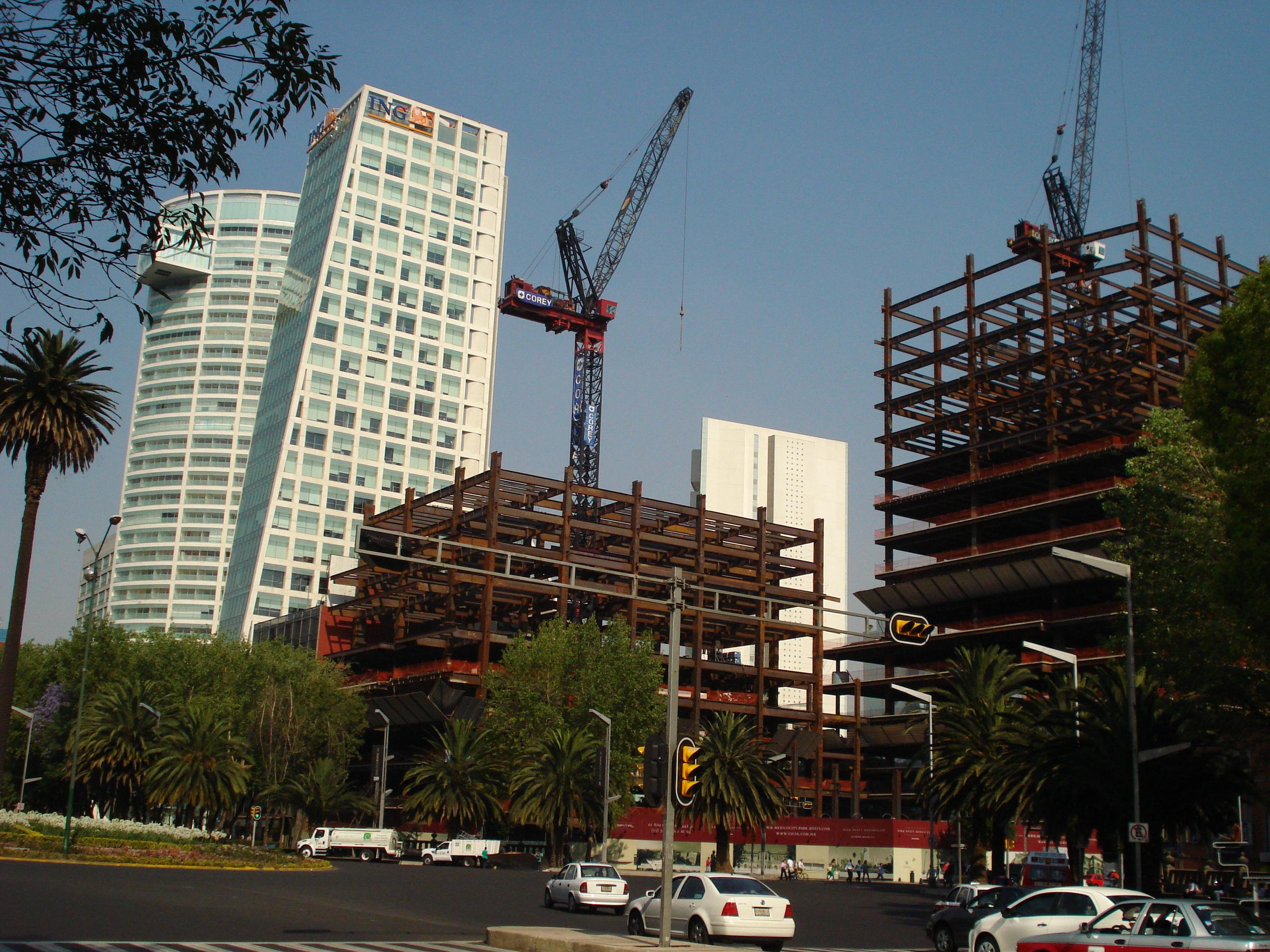File edificios en construccion mexico df jpg wikimedia for Videos de construccion de edificios