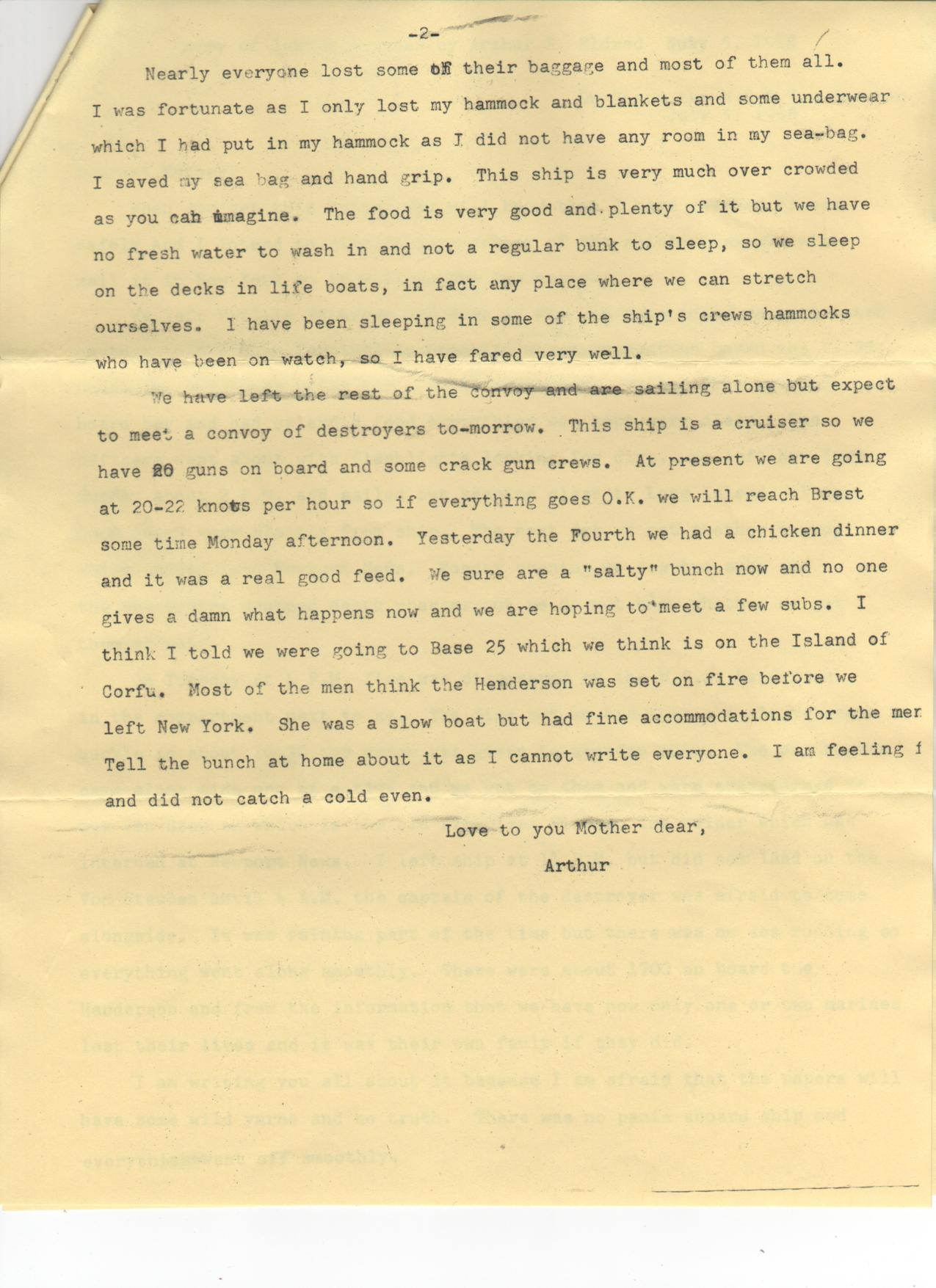 Eagle Scout Letter Of Recommendation Envelope