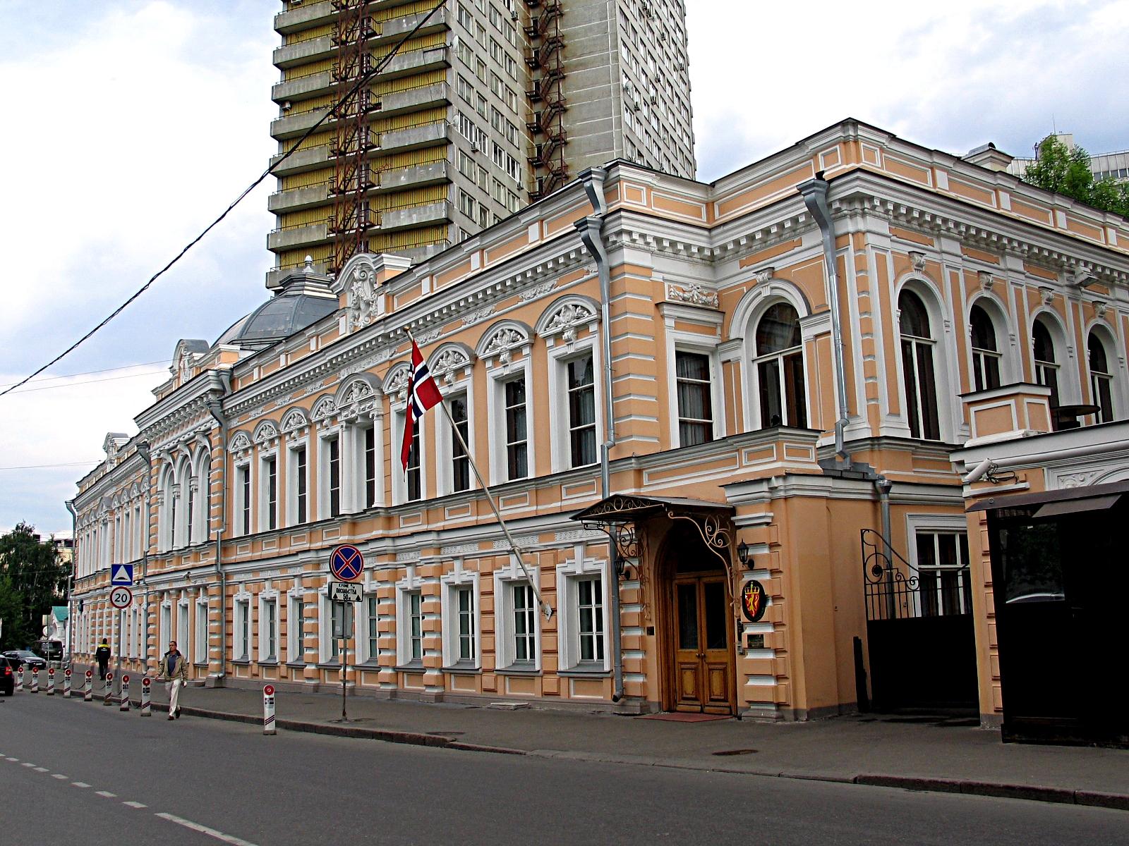Org toutes les ambassades russes