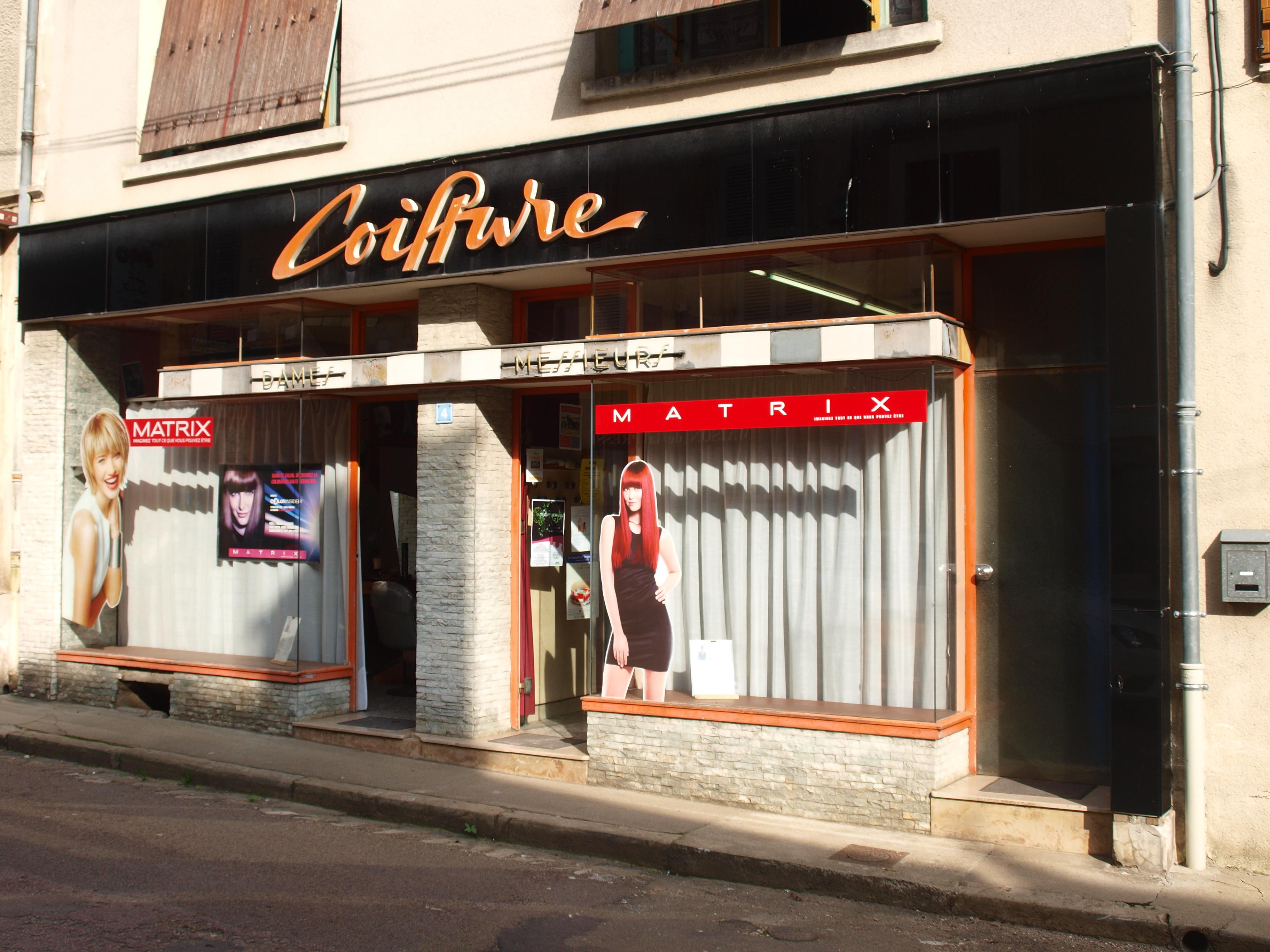 File Entrains Sur Nohain Fr 58 Salon De Coiffure Lecetre A Jpg