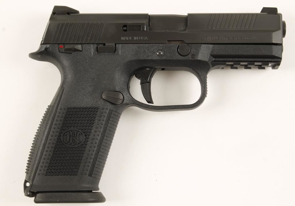 New FNing Pistol: The 509 | RECOIL