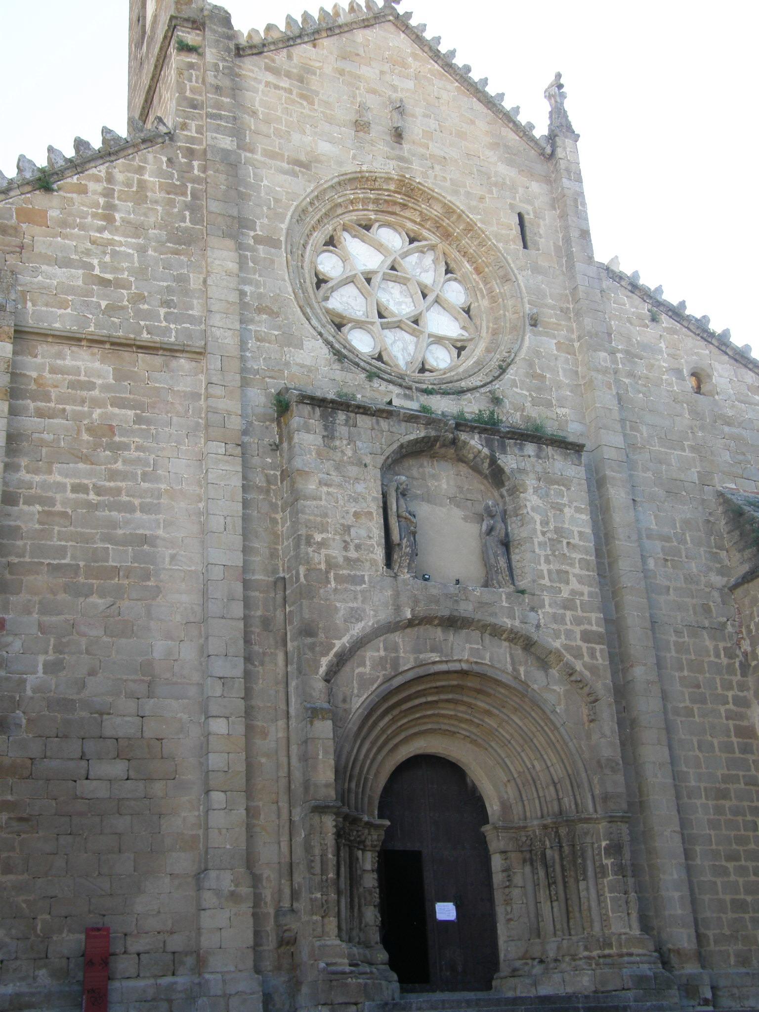 Catedral Velha de Plasencia