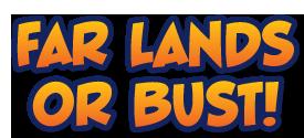 <i>Far Lands or Bust</i> Online gaming video series
