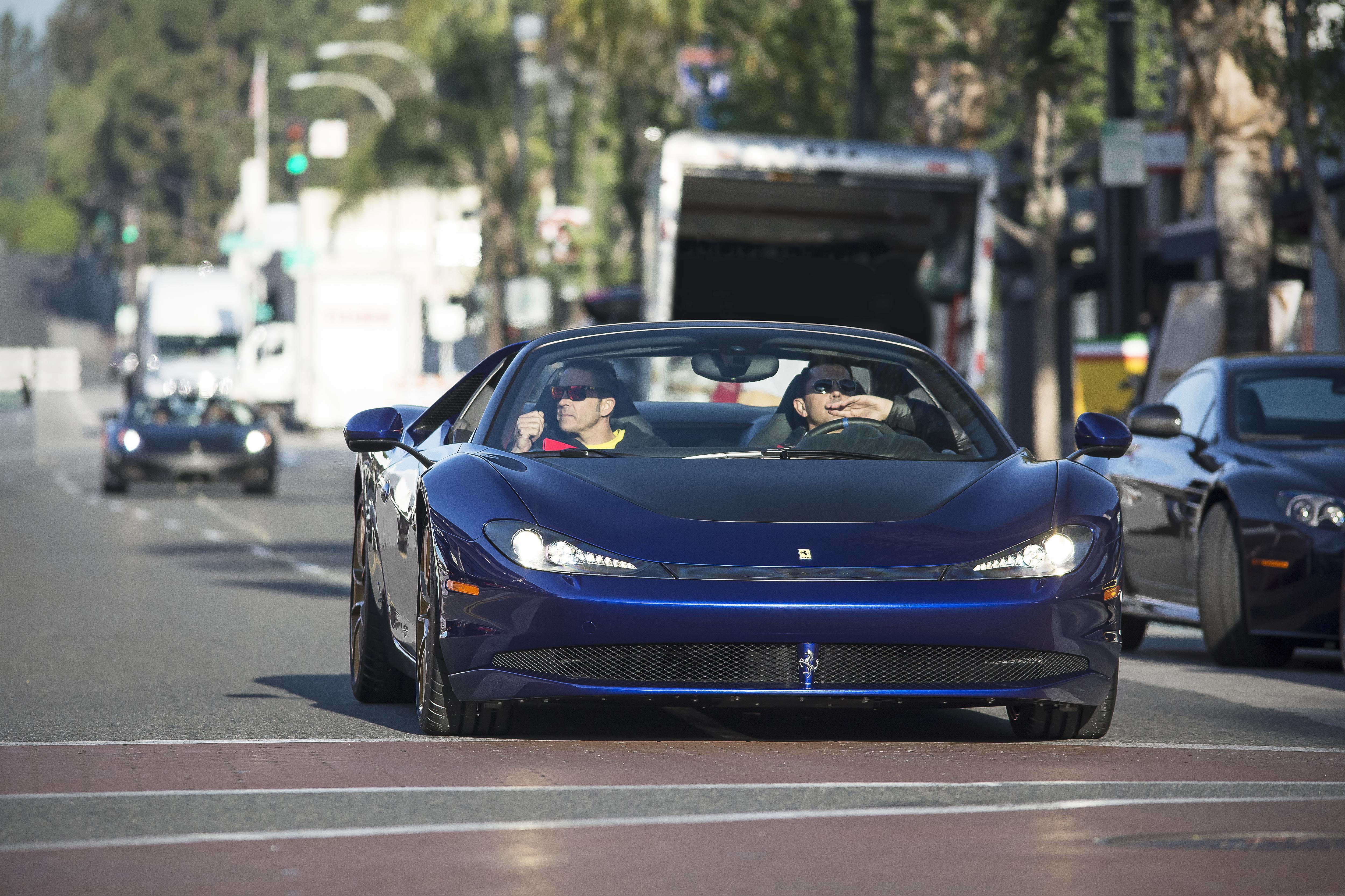 Elegant Ferrari Sergio