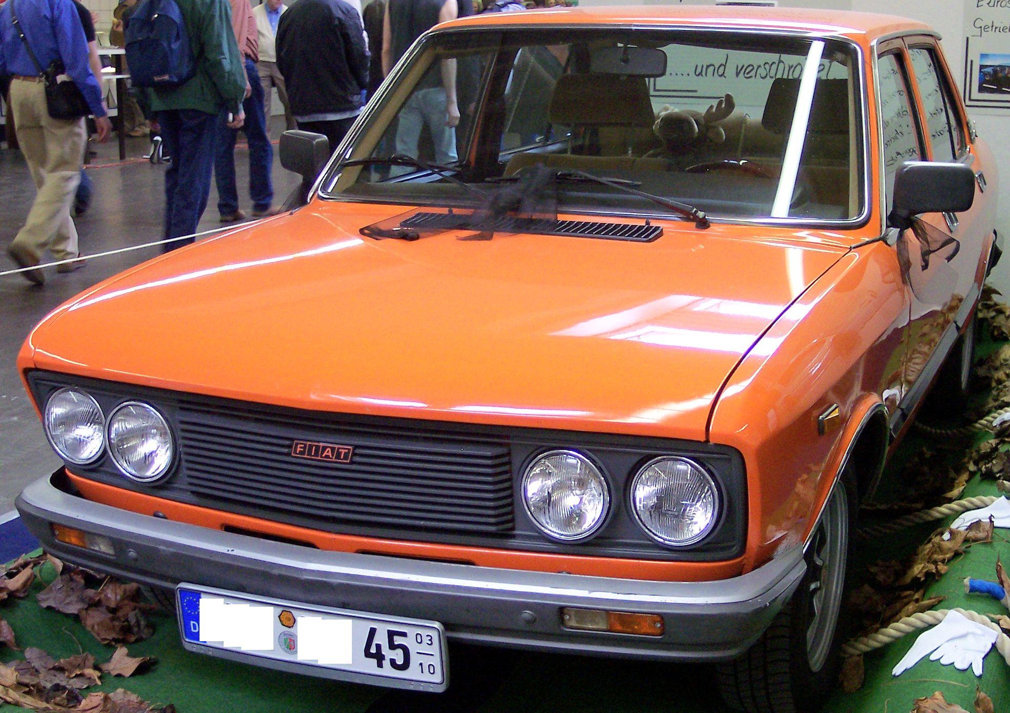 Orange Cover Car