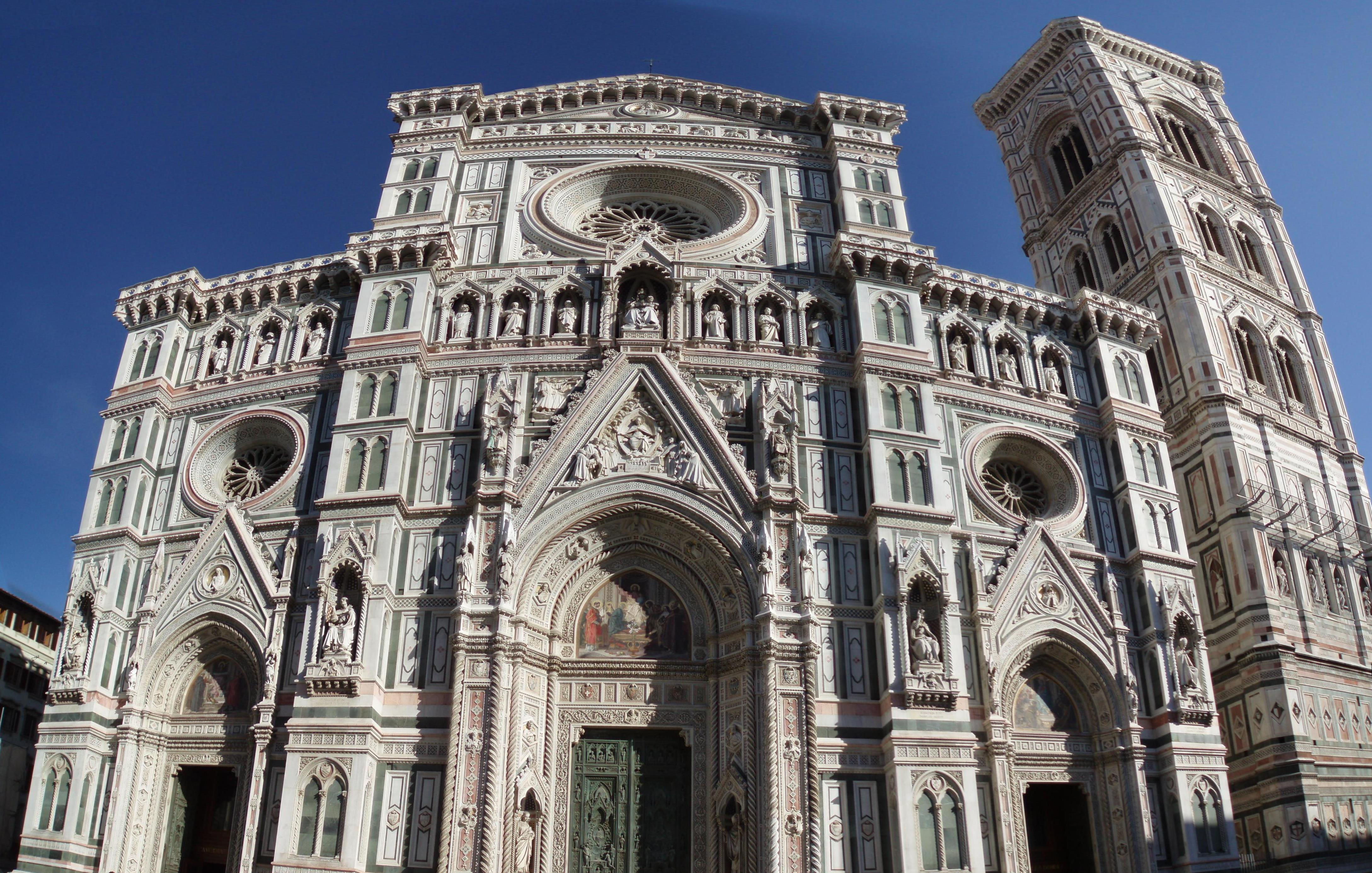 File florence duomo facade wikimedia commons for Domon florence