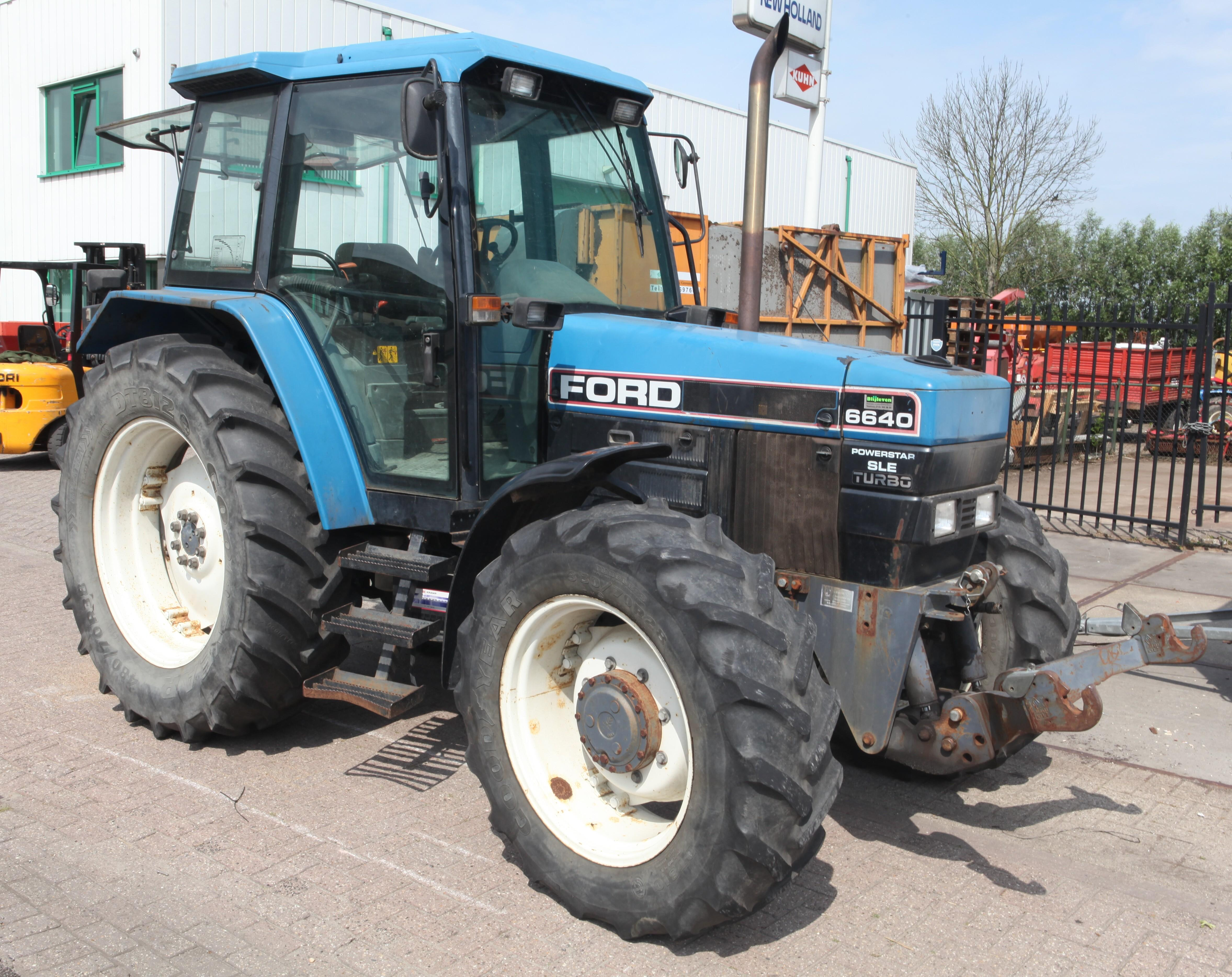 6640 Ford Tractor : File ford g wikimedia commons