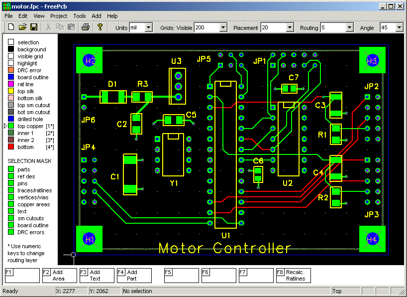 Circuit Board Builder Software - Complete Wiring Diagrams •