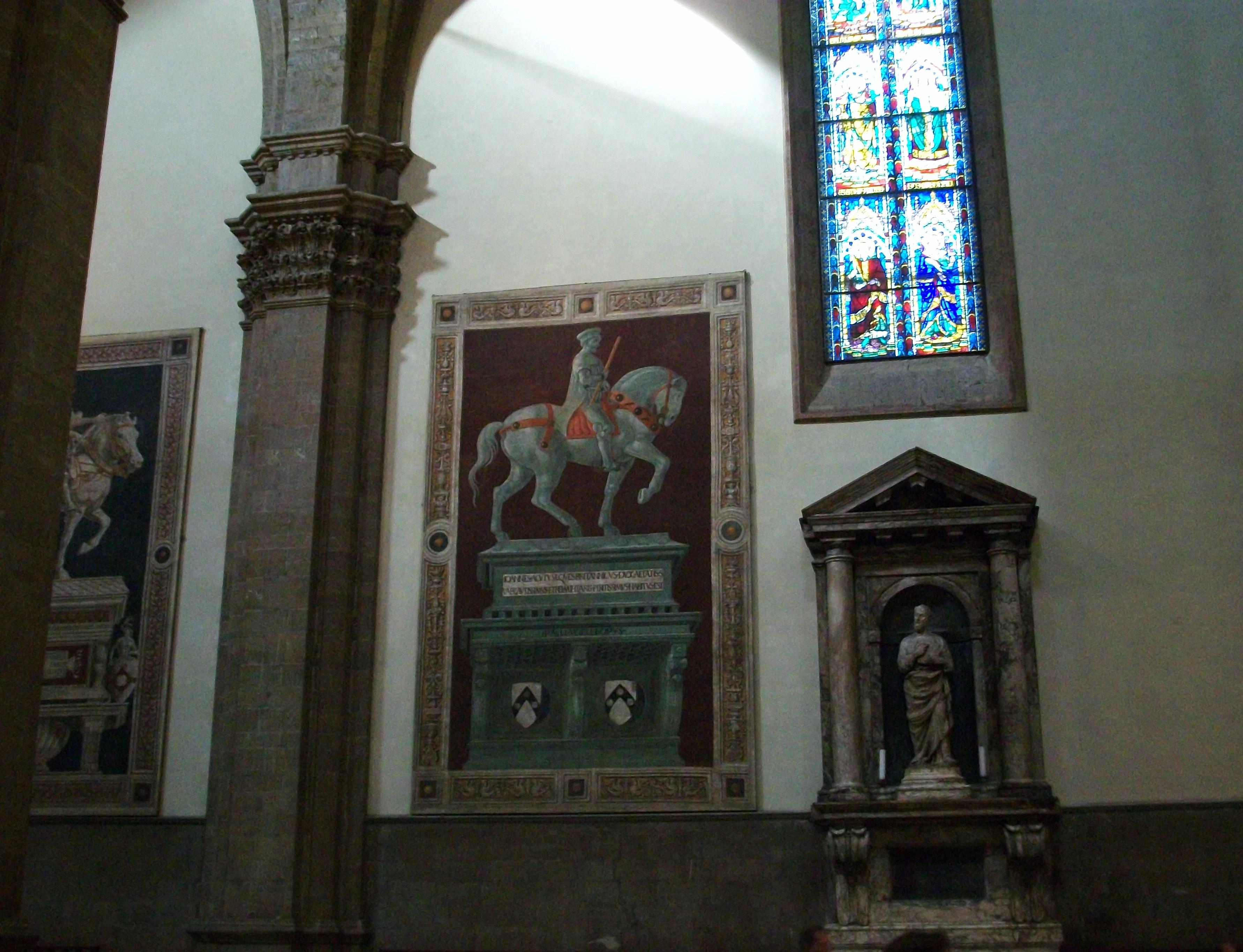 file fresc de john hawkwood de paolo ucello  interior de santa maria del fiore jpg