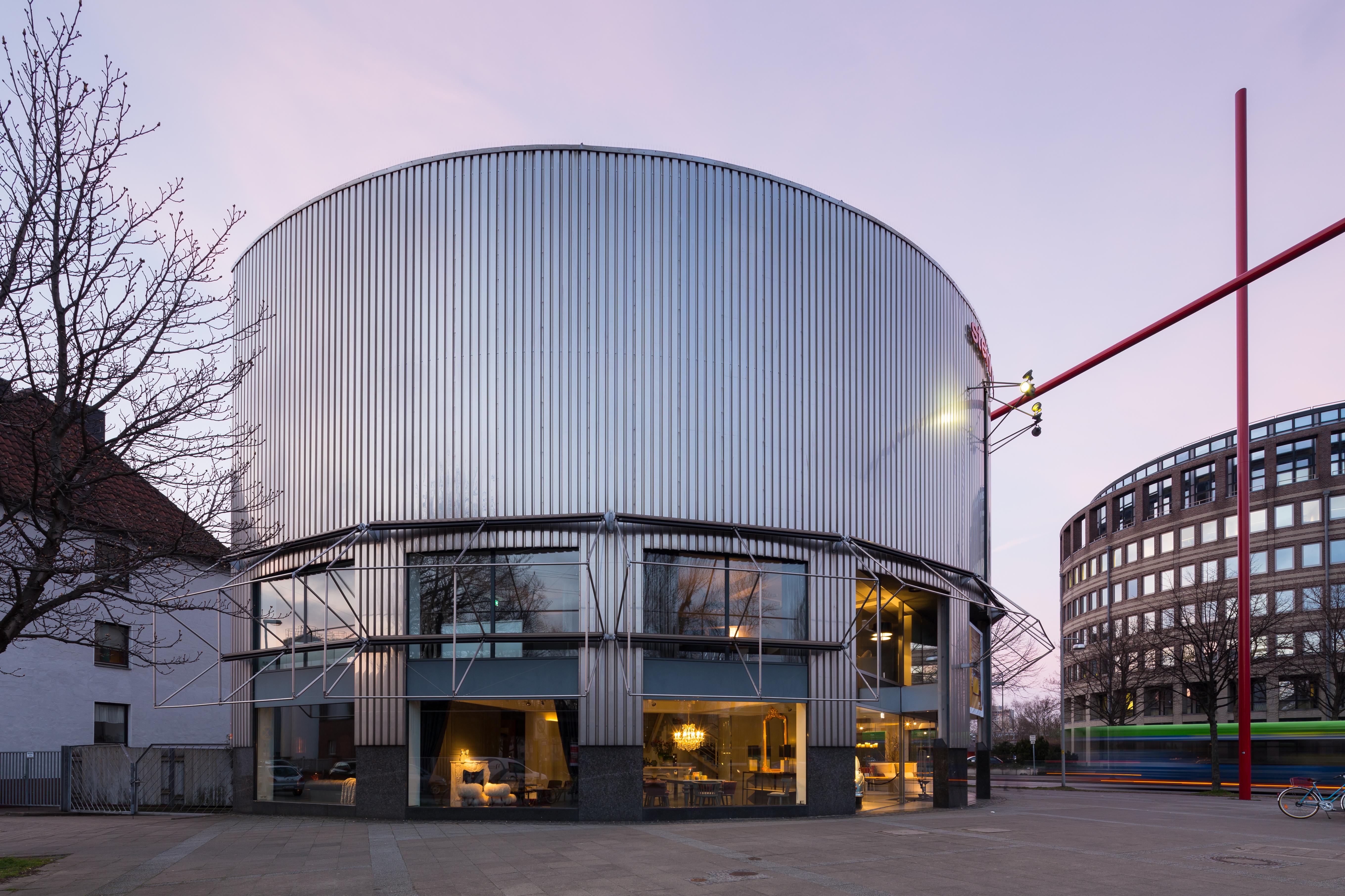 Furniture store building - File Furniture Store Building Steinhoff Braunschweiger Platz Bult Hannover Germany Jpg