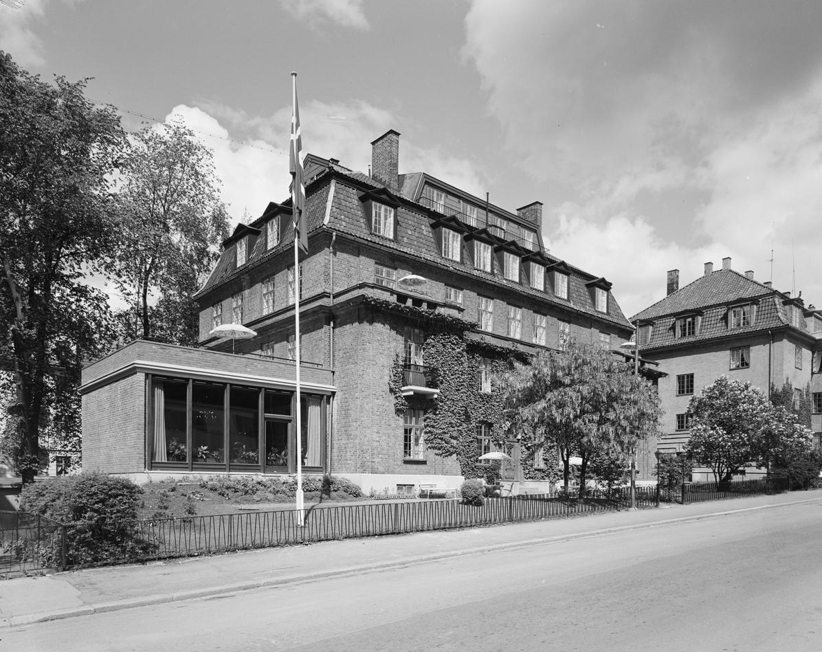 Clarion Collection Hotel Frankfurt City Parkplatz