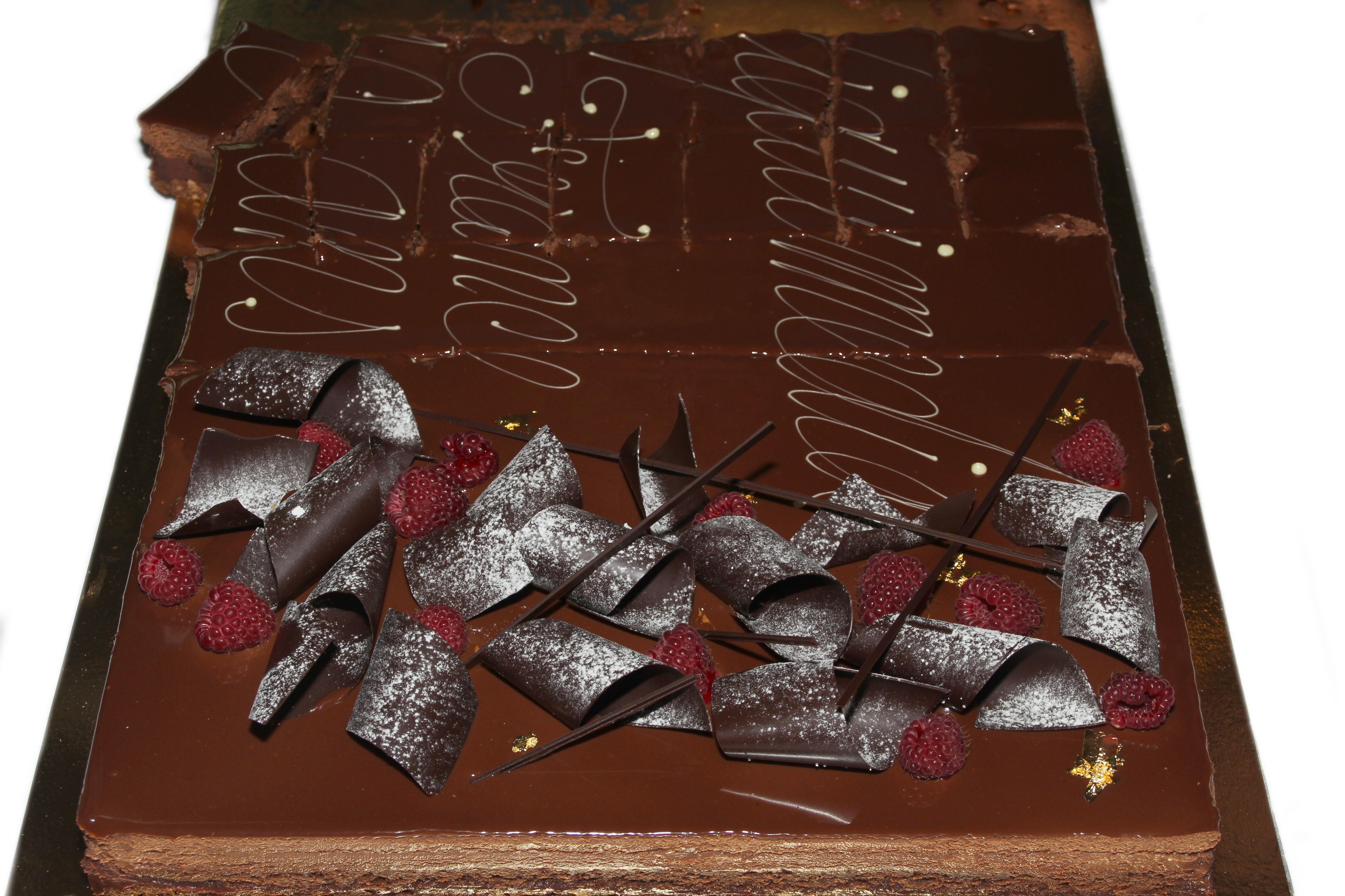 Filegateau Au Chocolat 1jpg Wikimedia Commons