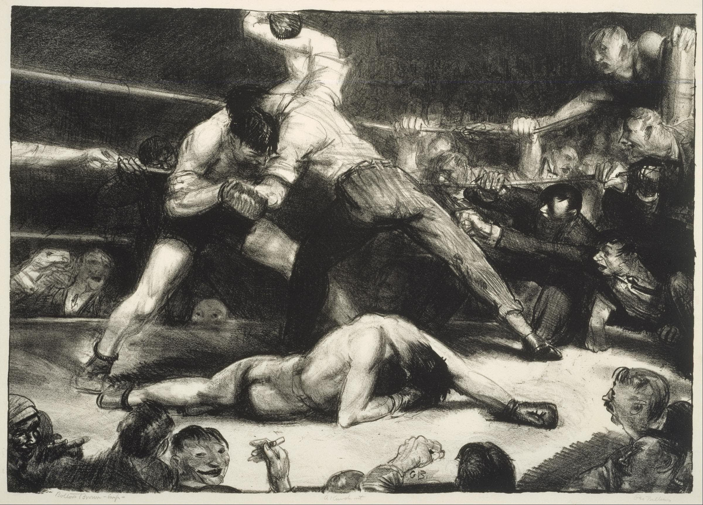 Image result for knocked out art