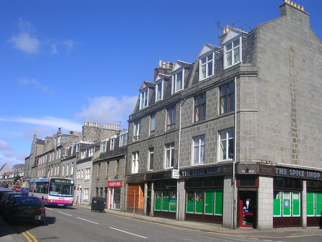 Does Aberdeen City Council Rent Private Properties