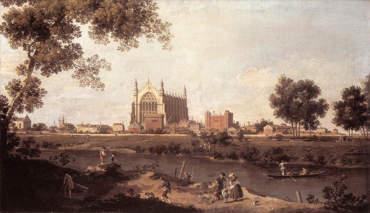 File Giovanni Antonio Canal Il Canaletto Eton College