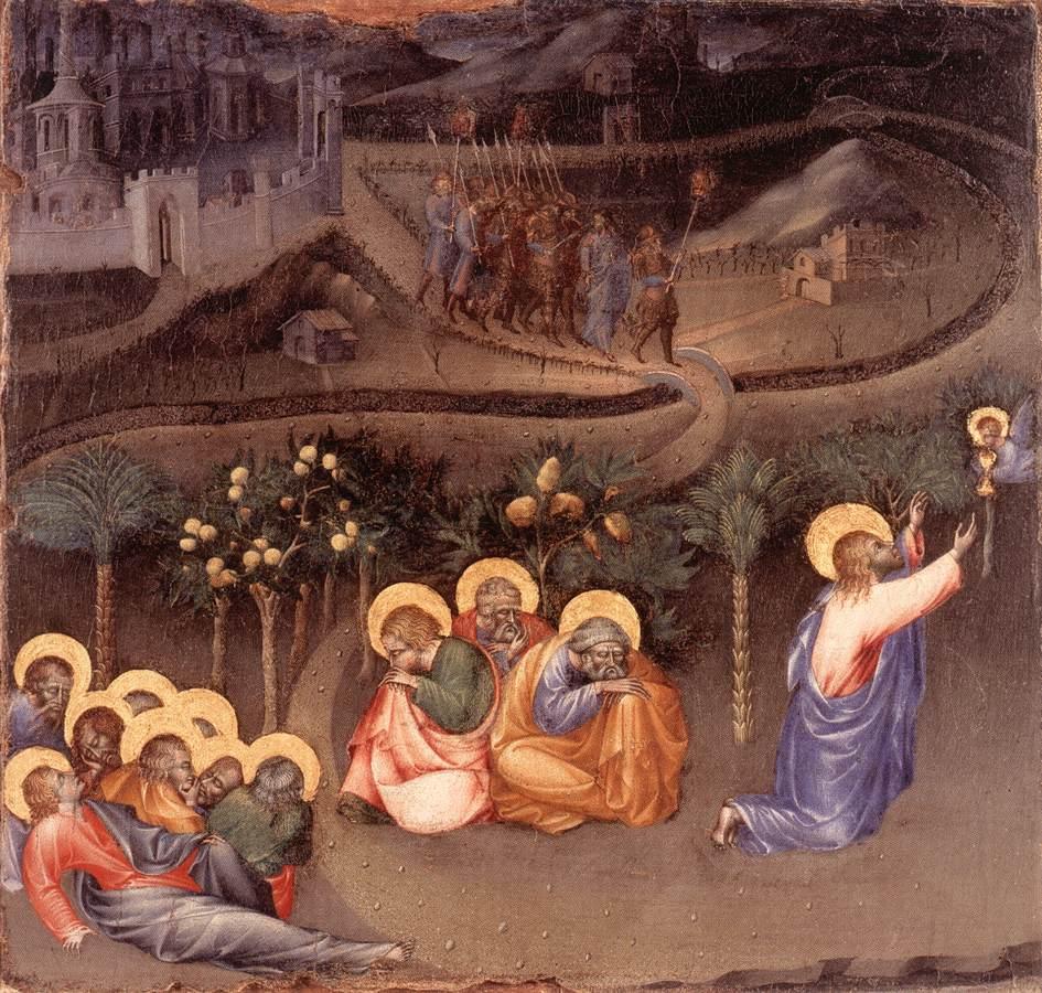 File:Giovanni di paolo, Christ in the Garden of Gethsemane.jpg ...
