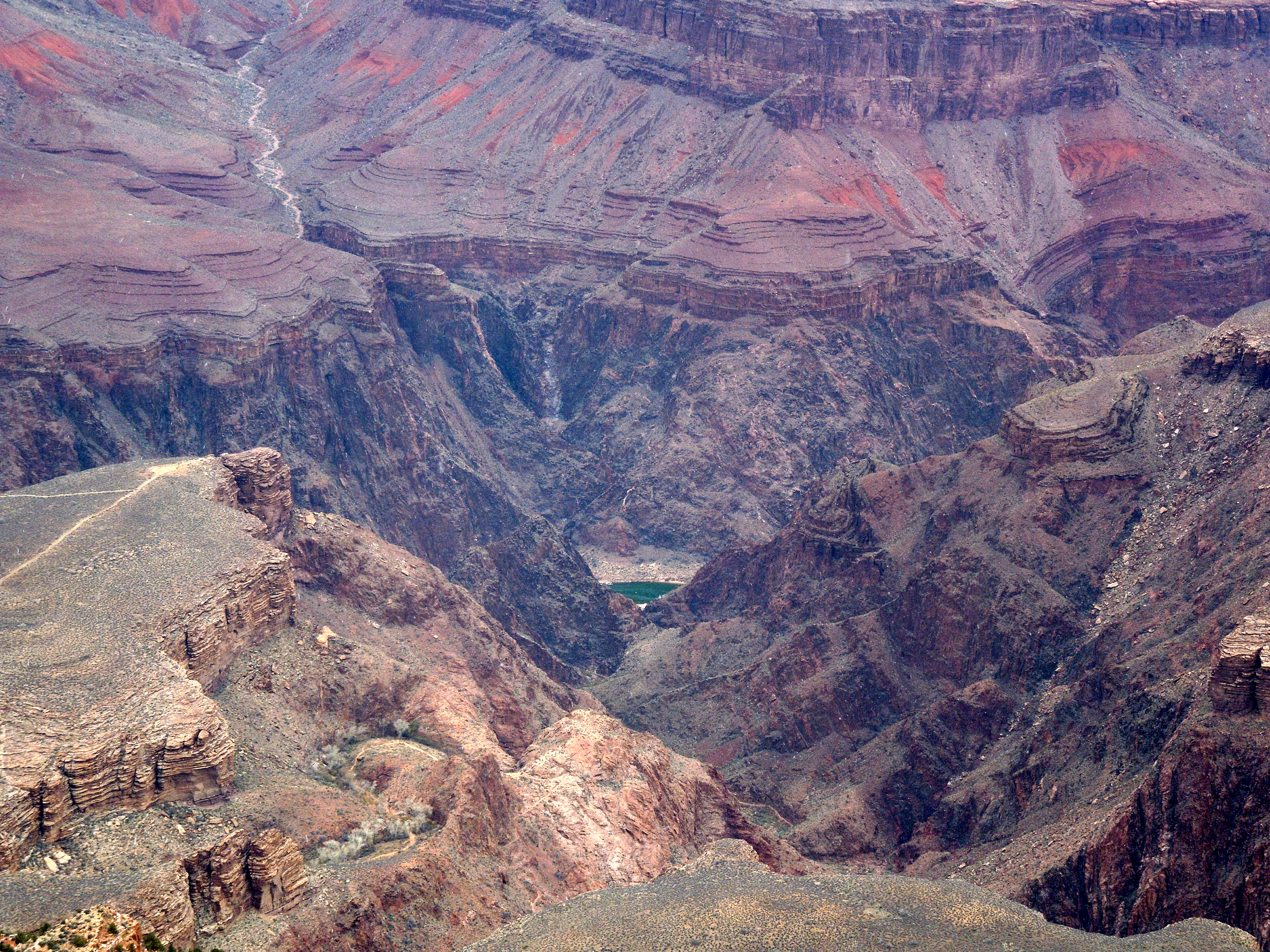 dating the rock layers in the grand canyon