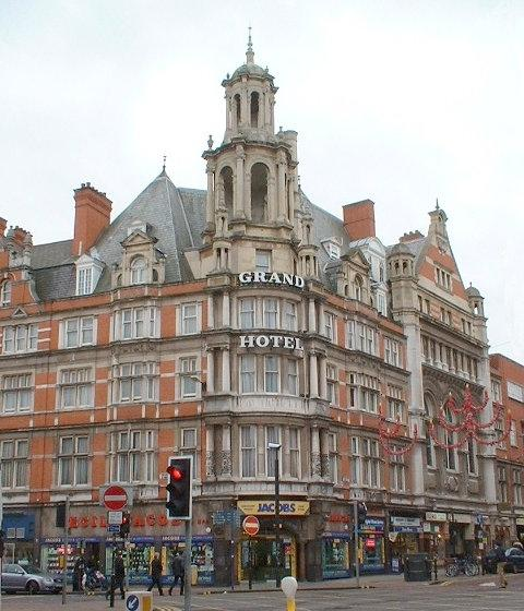 Hotels In Leicester Square London England