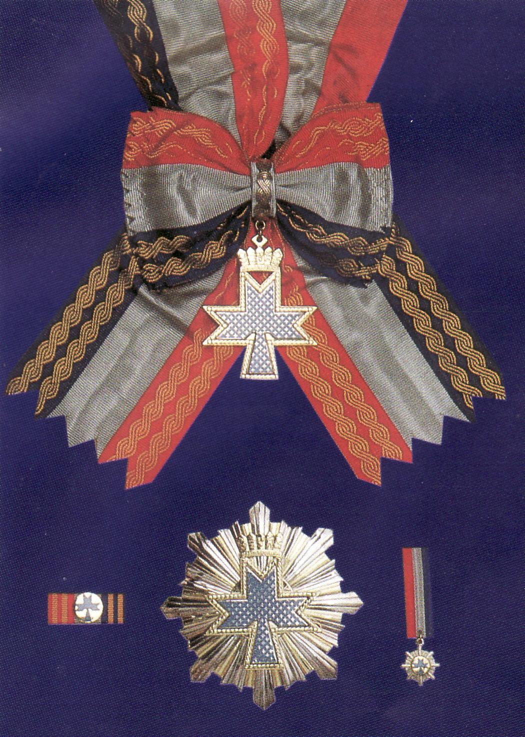 Grand Order Of Queen Jelena