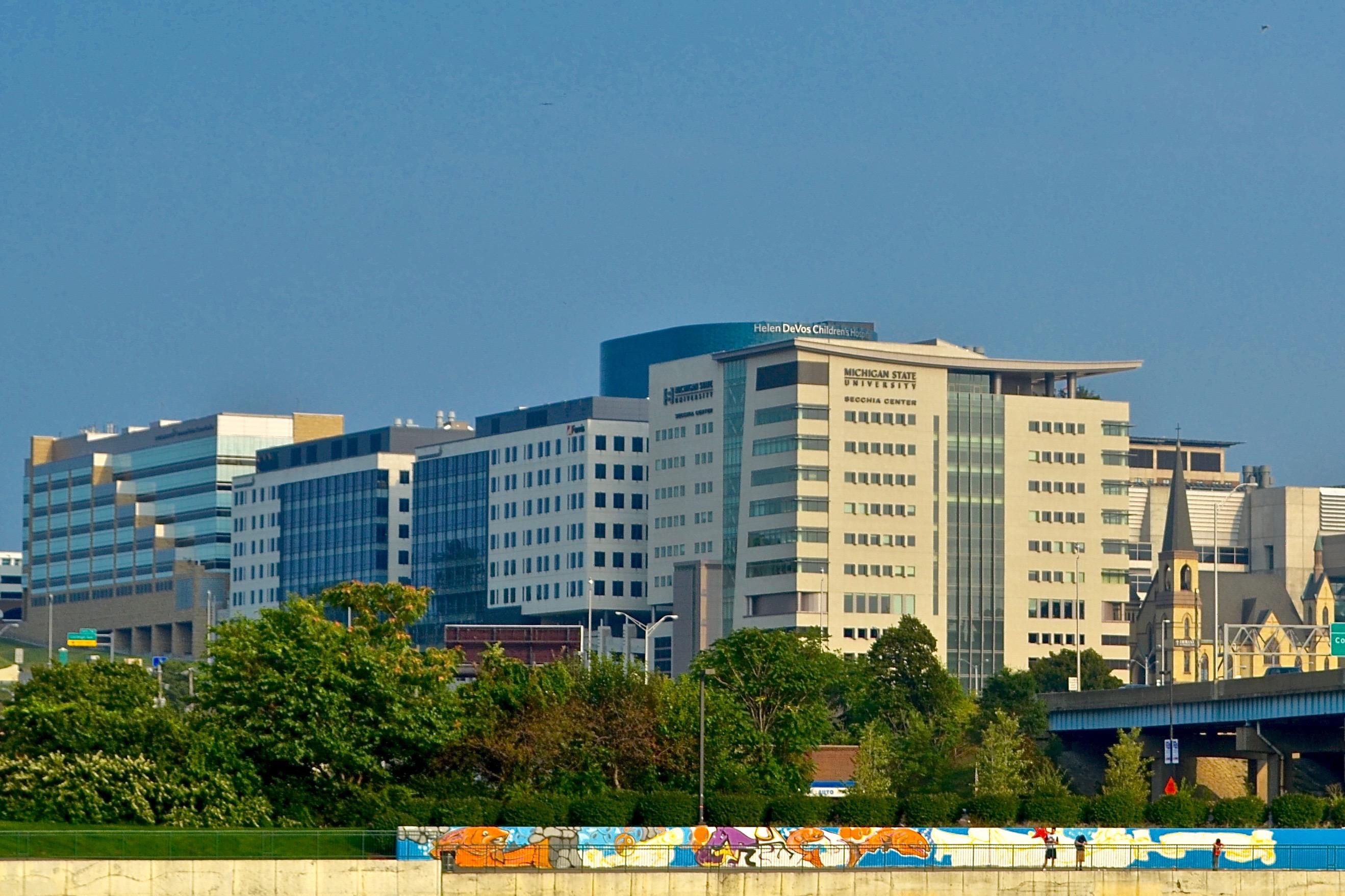 Grand Rapids Medical Mile - Wikipedia