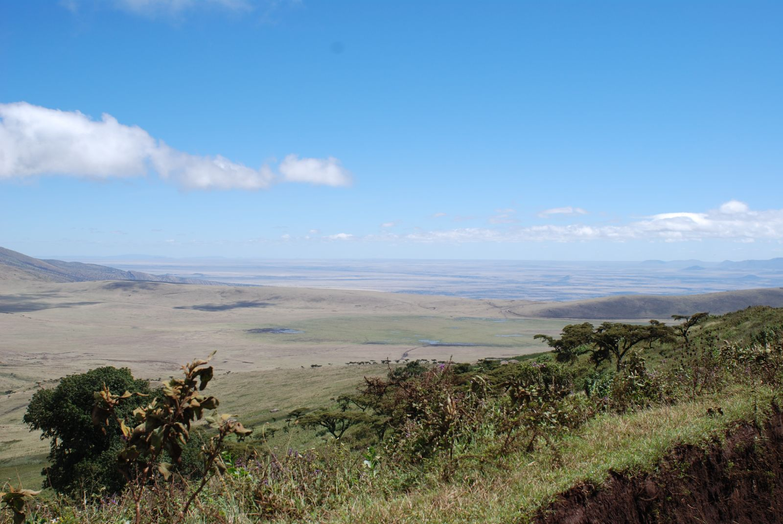 The Great Rift Valley, Tanzania.  Photo by Sachi Gahan on Wikimedia Commons