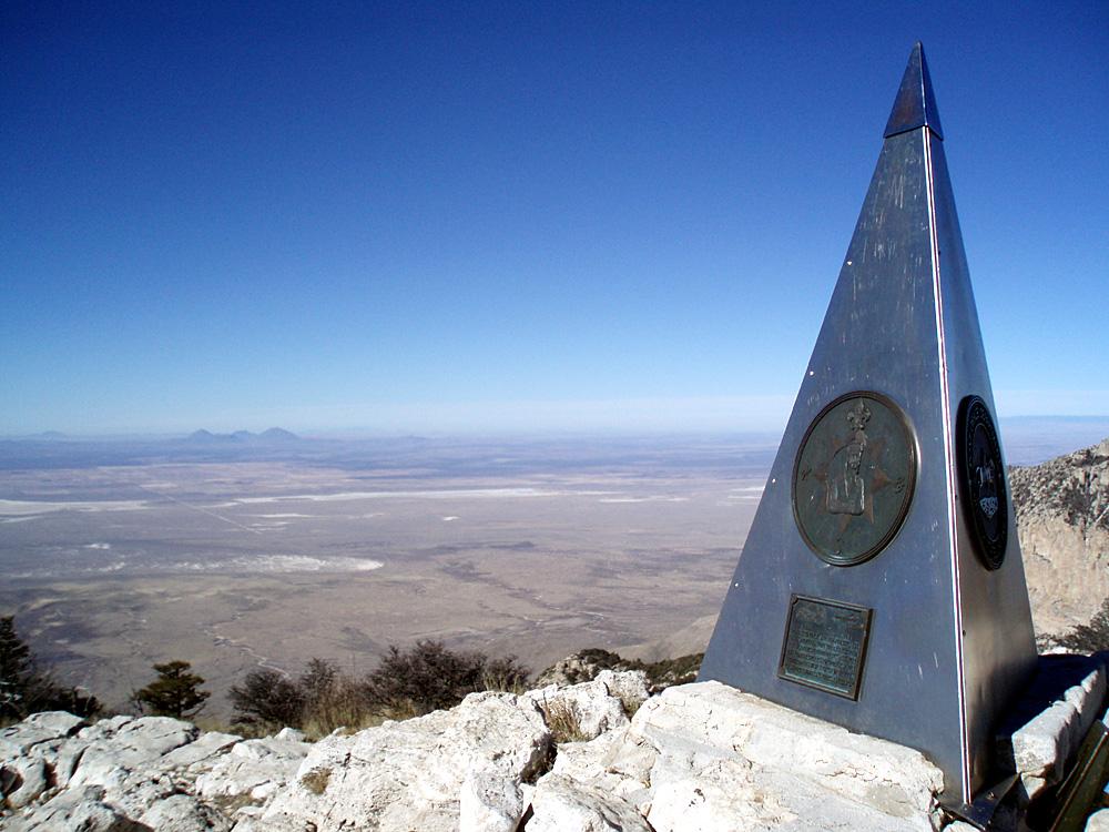 Texas Mountains And Basins Natural Disasters