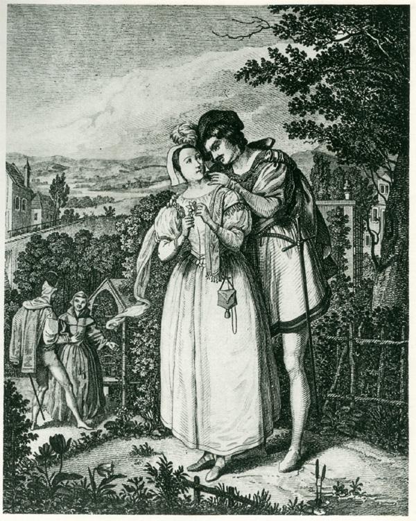 File:Gustav Schlick Adolf Hohneck Faust Blumenorakel.jpg ...