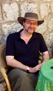 Guy Gavriel Kay Canadian author of fantasy fiction