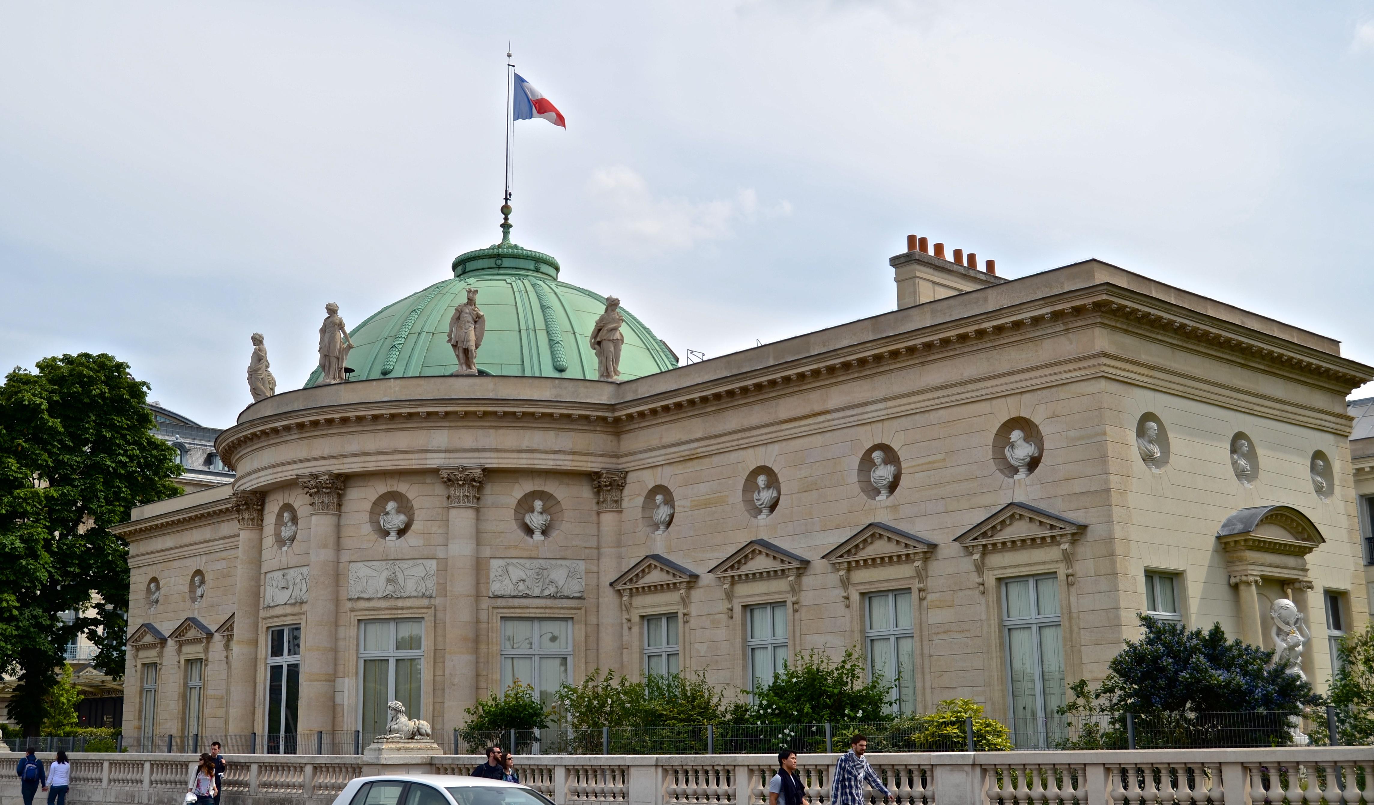 Hotel Villa La Parisienne Parigi palais de la légion d'honneur - wikipedia