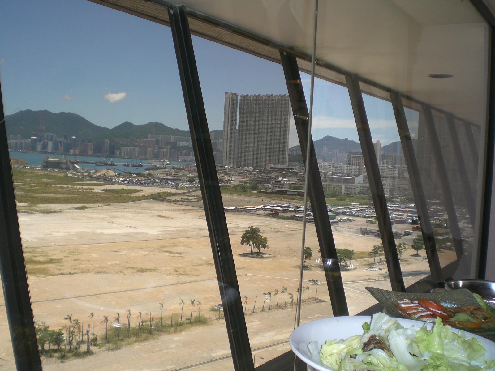 Regal Oriental Hotel Room Harbour Views