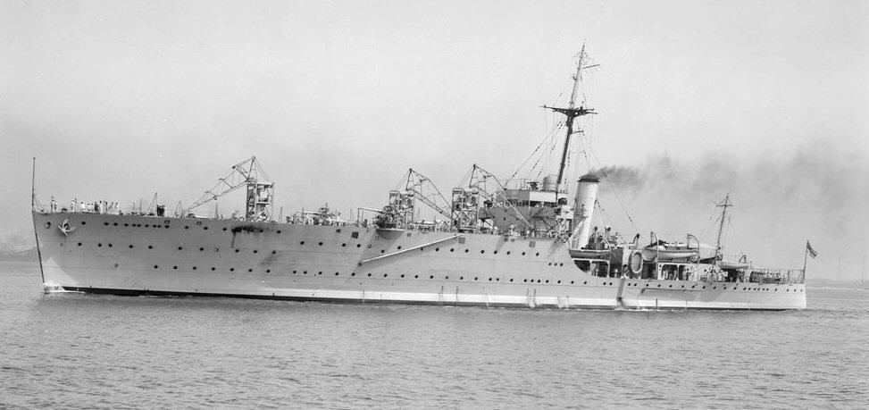История австралийского авианосного флота