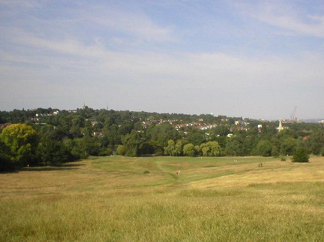 Hampstead Heath - geograph.org.uk - 97869