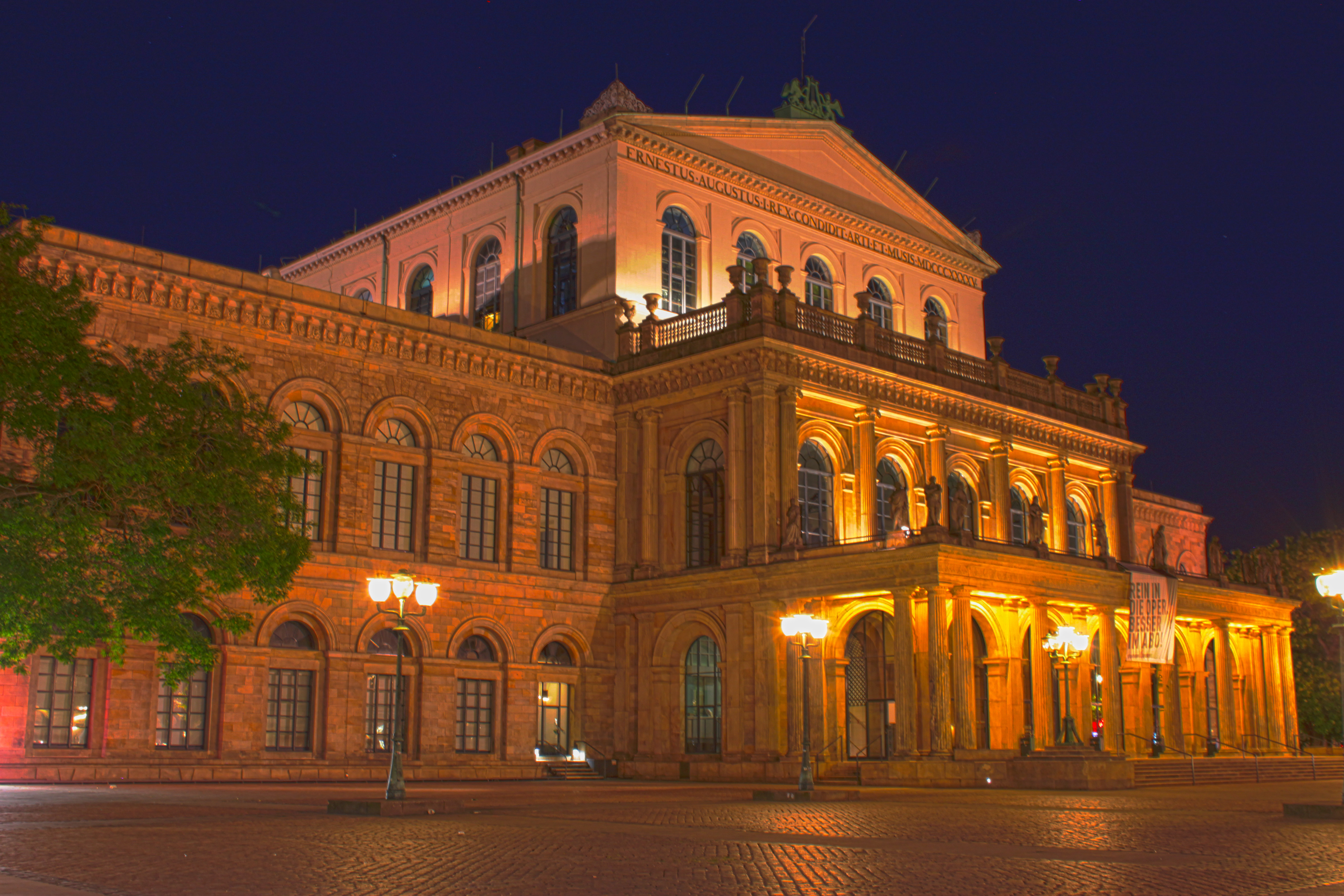 Opernhaus Hannover Wikiwand