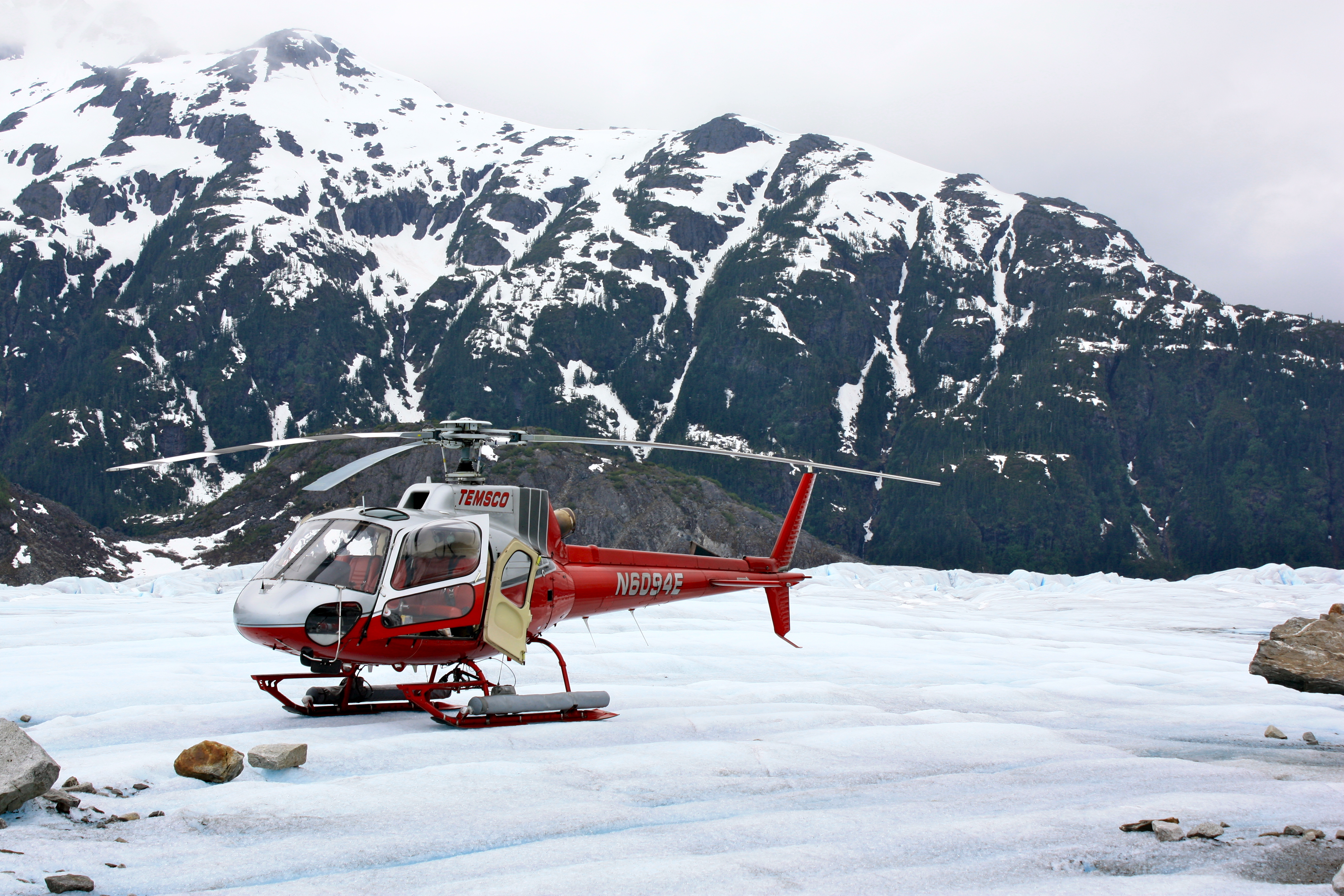 Helicopter Tour And Jobs Conci
