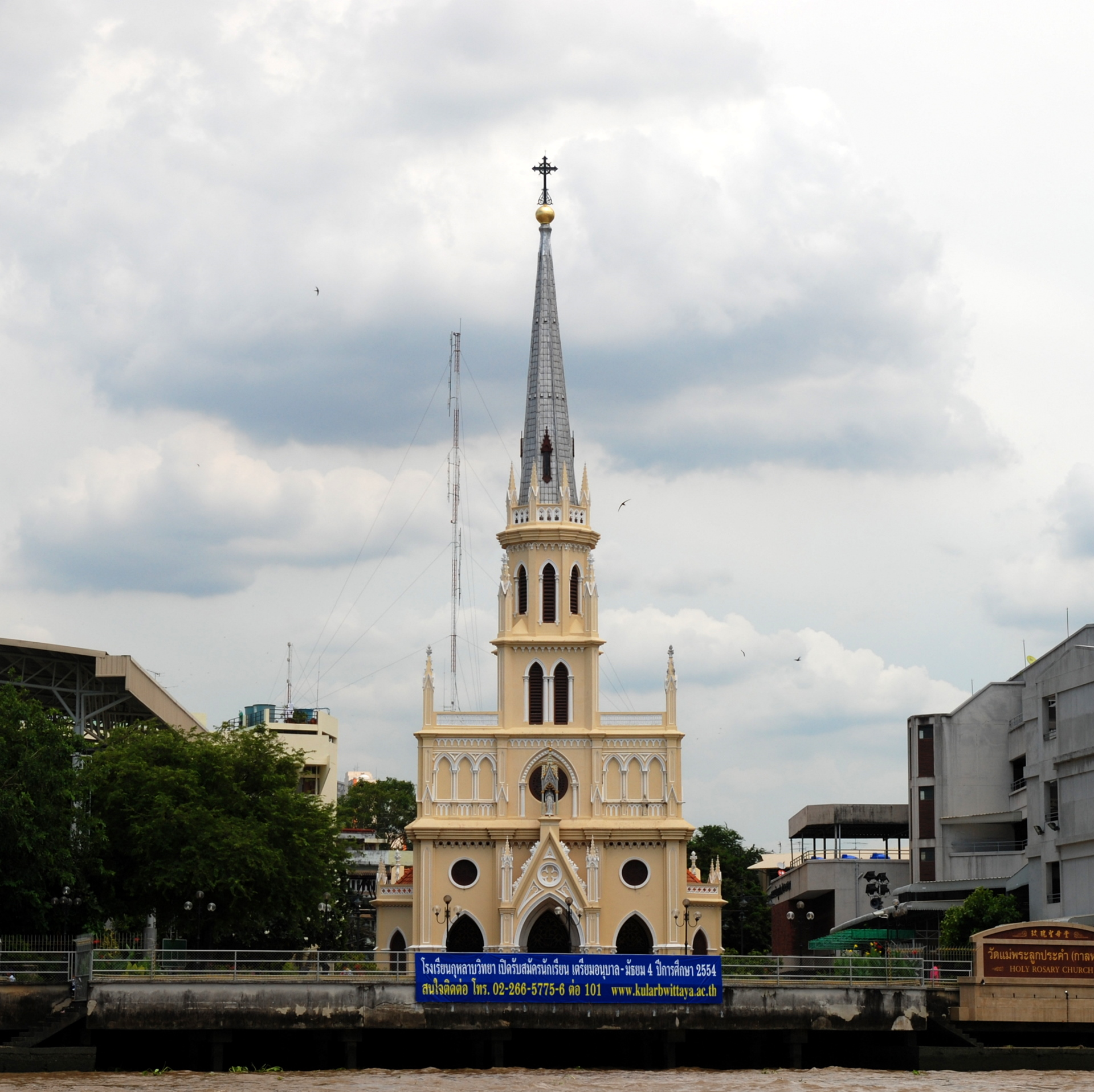Image result for rosary church bangkok