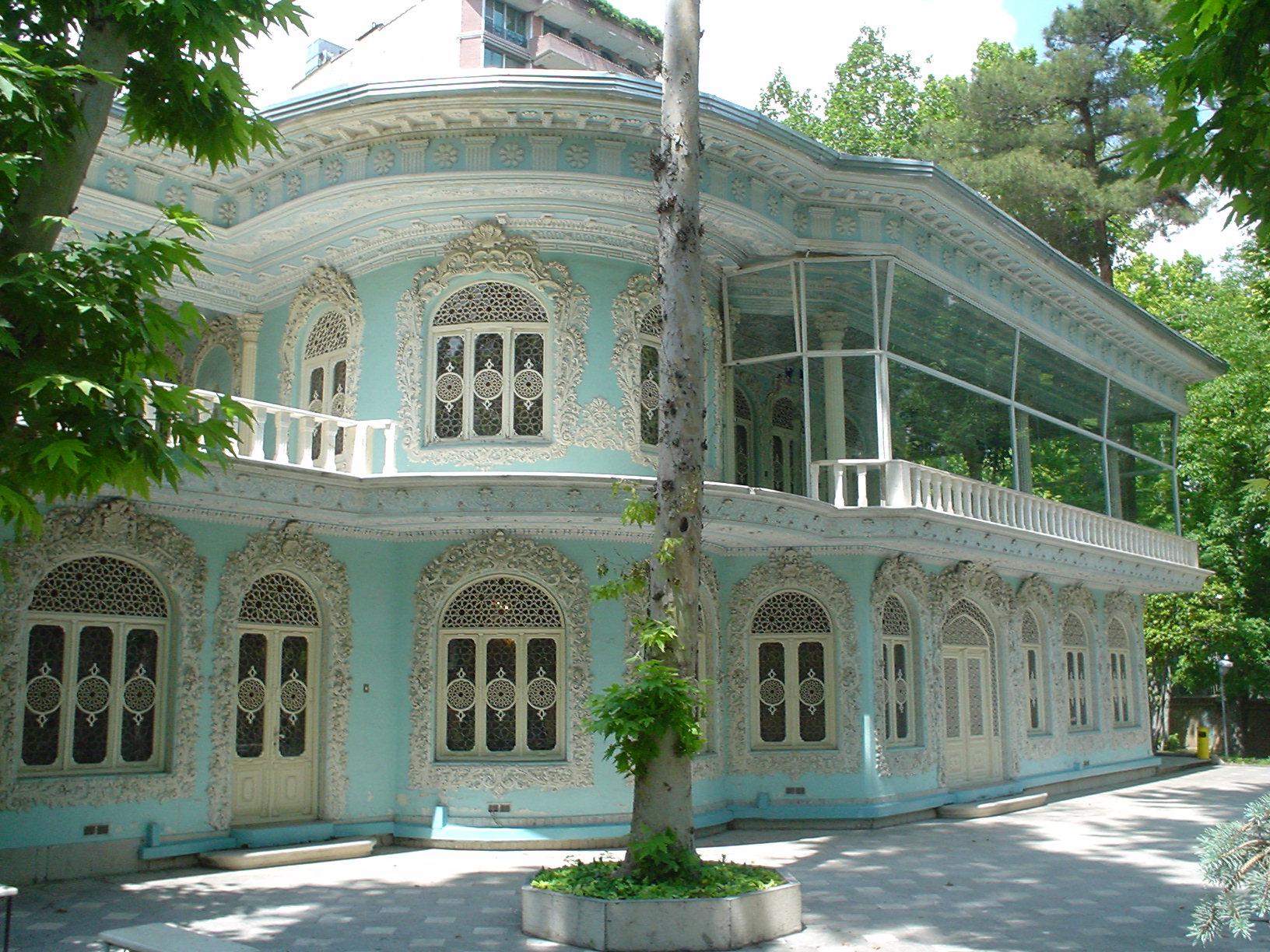 Design Your Own Home Facade File Hossein Khodadad S House In Tehran Prior To Islamic