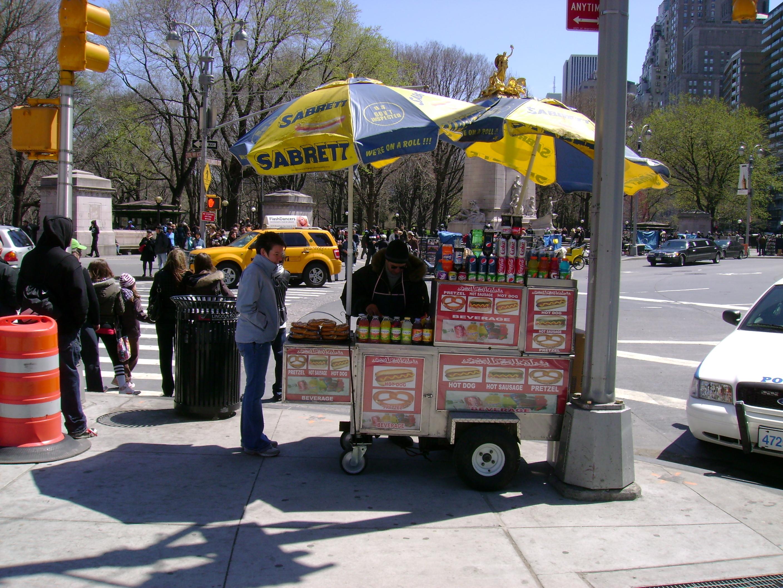 Sabrett Hot Dog Distributors Long Island