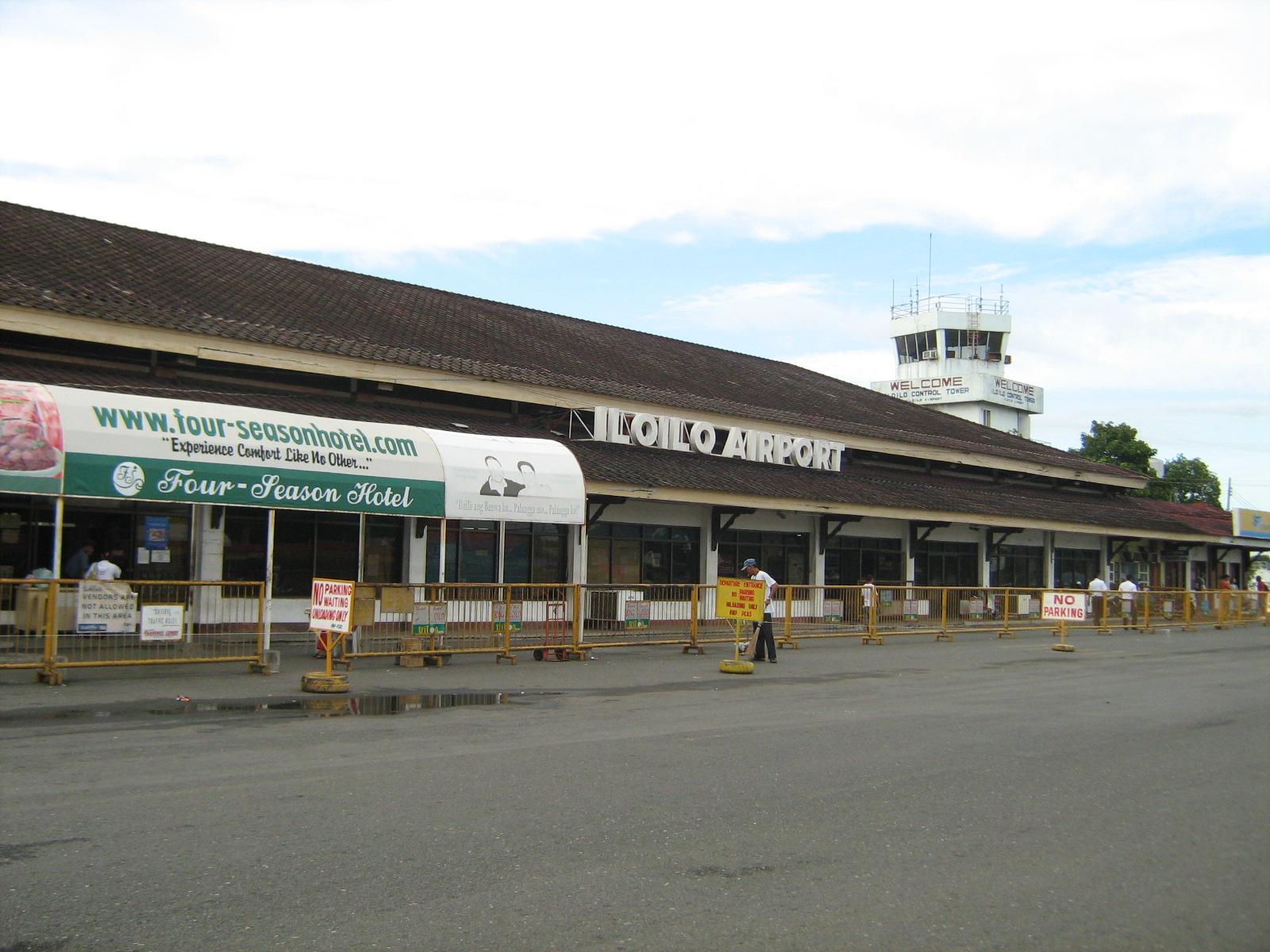iloilo city airport code
