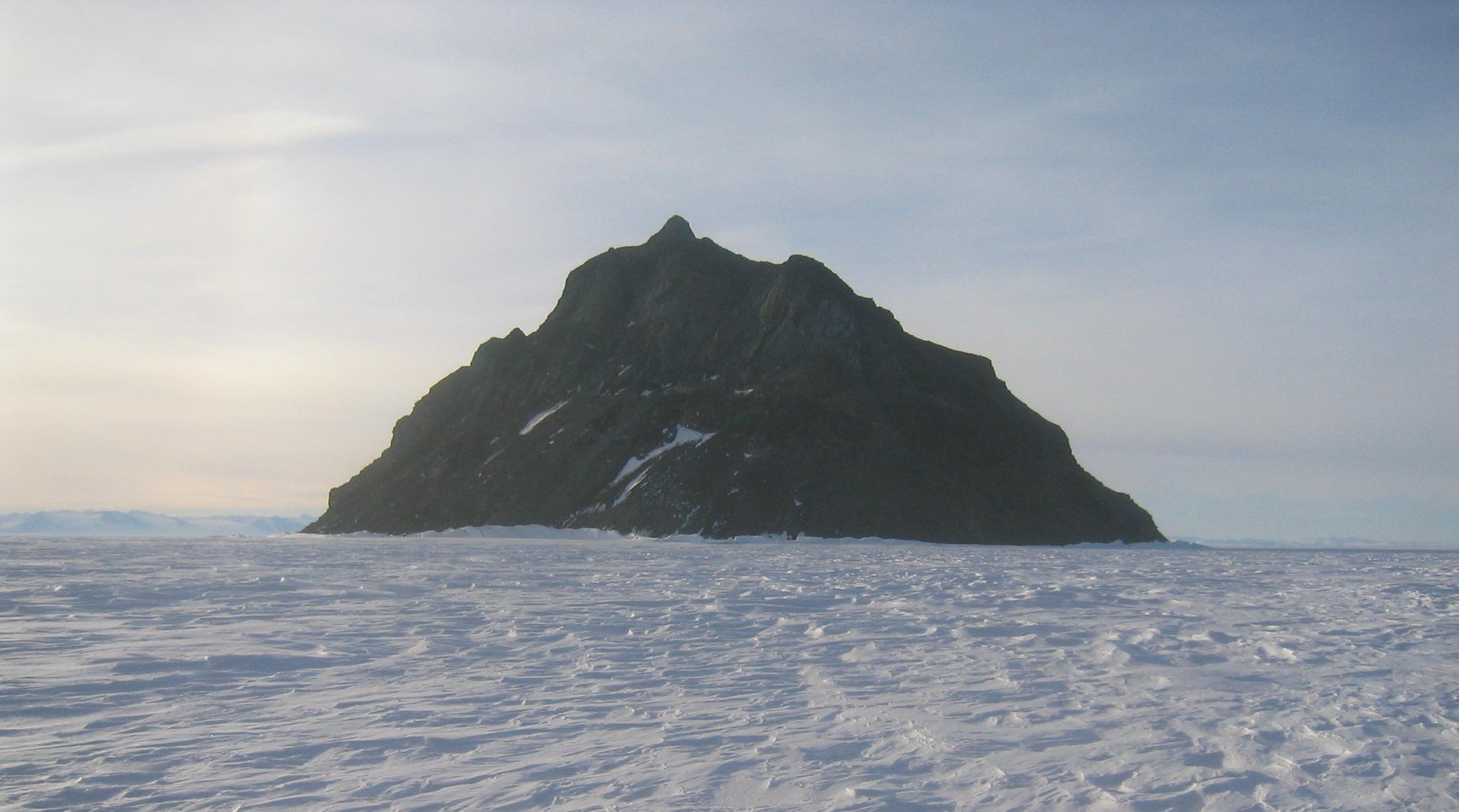 Inaccessible Island C Antarctica