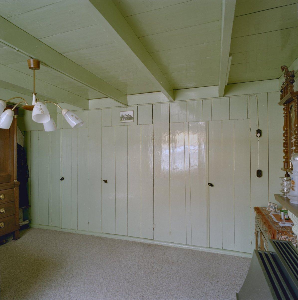 File interieur woonkamer met bedsteewand willemstad for Interieur woonkamer