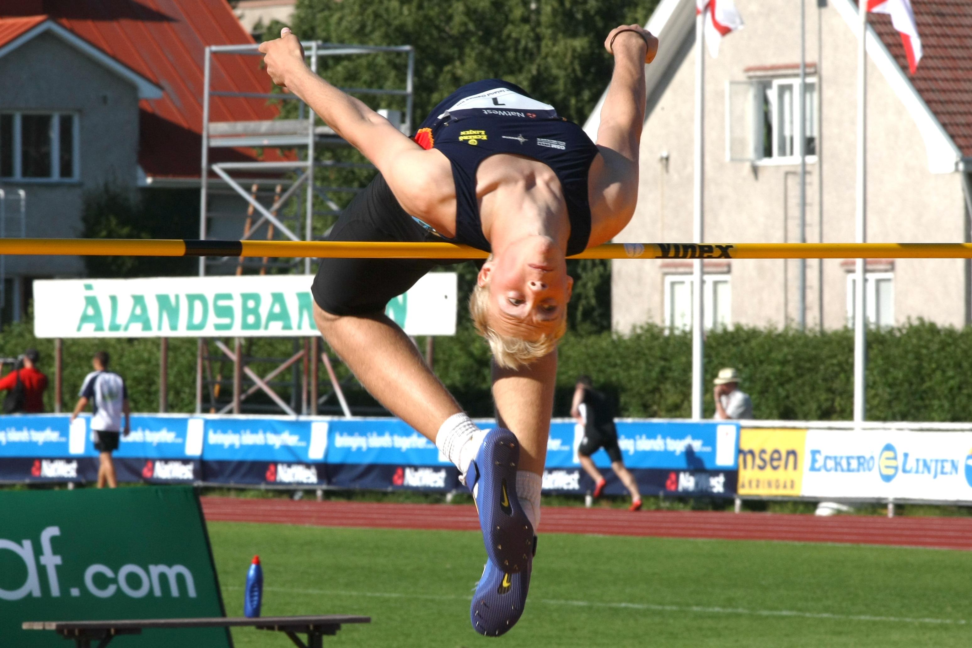 High Jump (game)