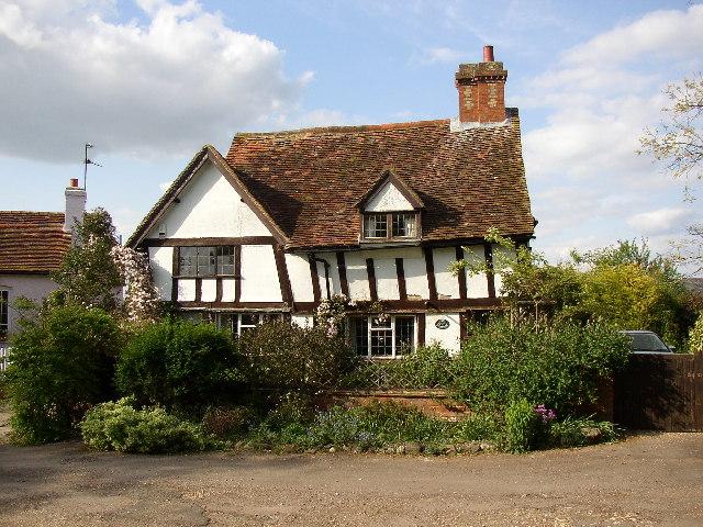 Ivy Cottage, Pirton - geograph.org.uk - 89388