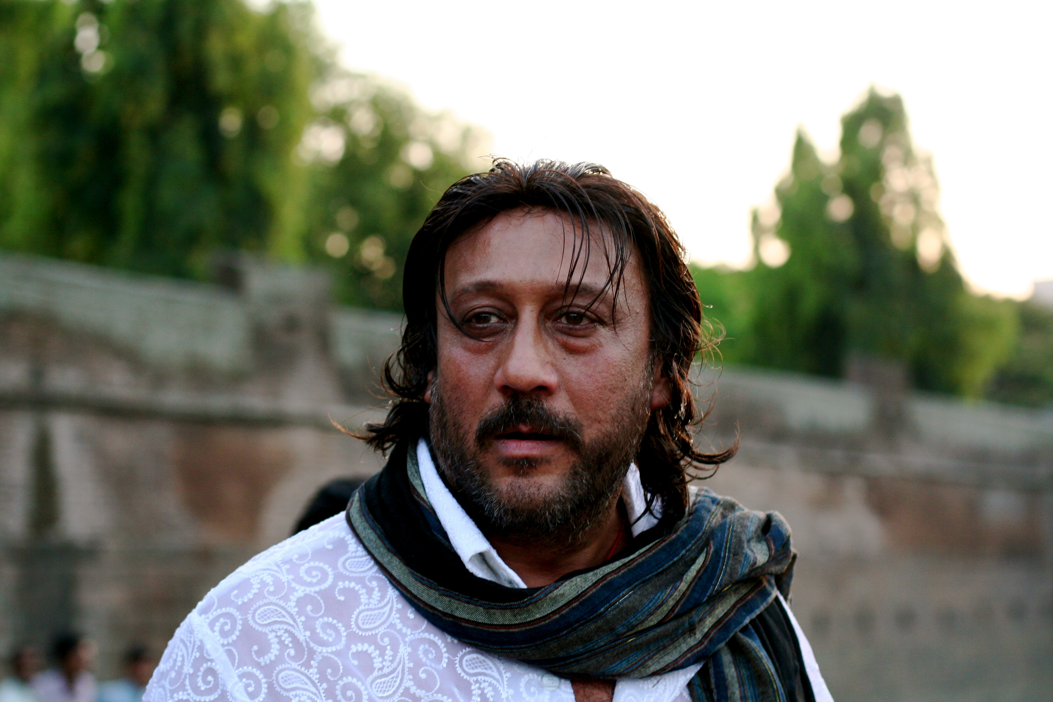 Photograph of Jackie Shroff