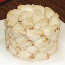 Colossal size crab meat from Blue Swimming Cra...
