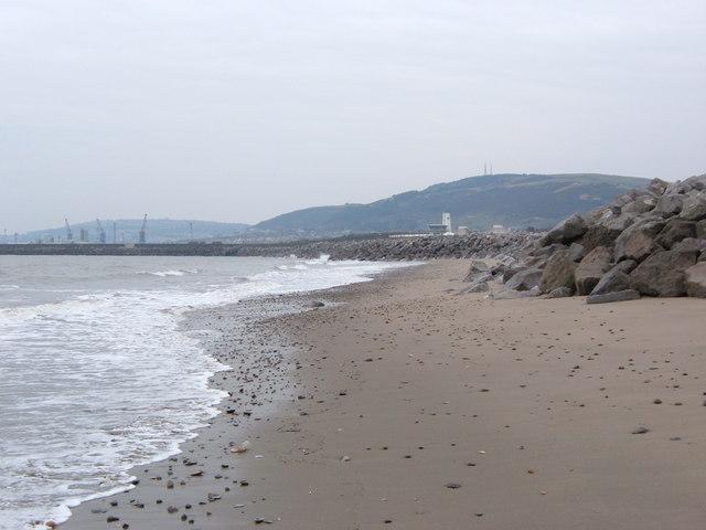 File:Jersey Marine Beach - geograph.org.uk - 461059.jpg ...