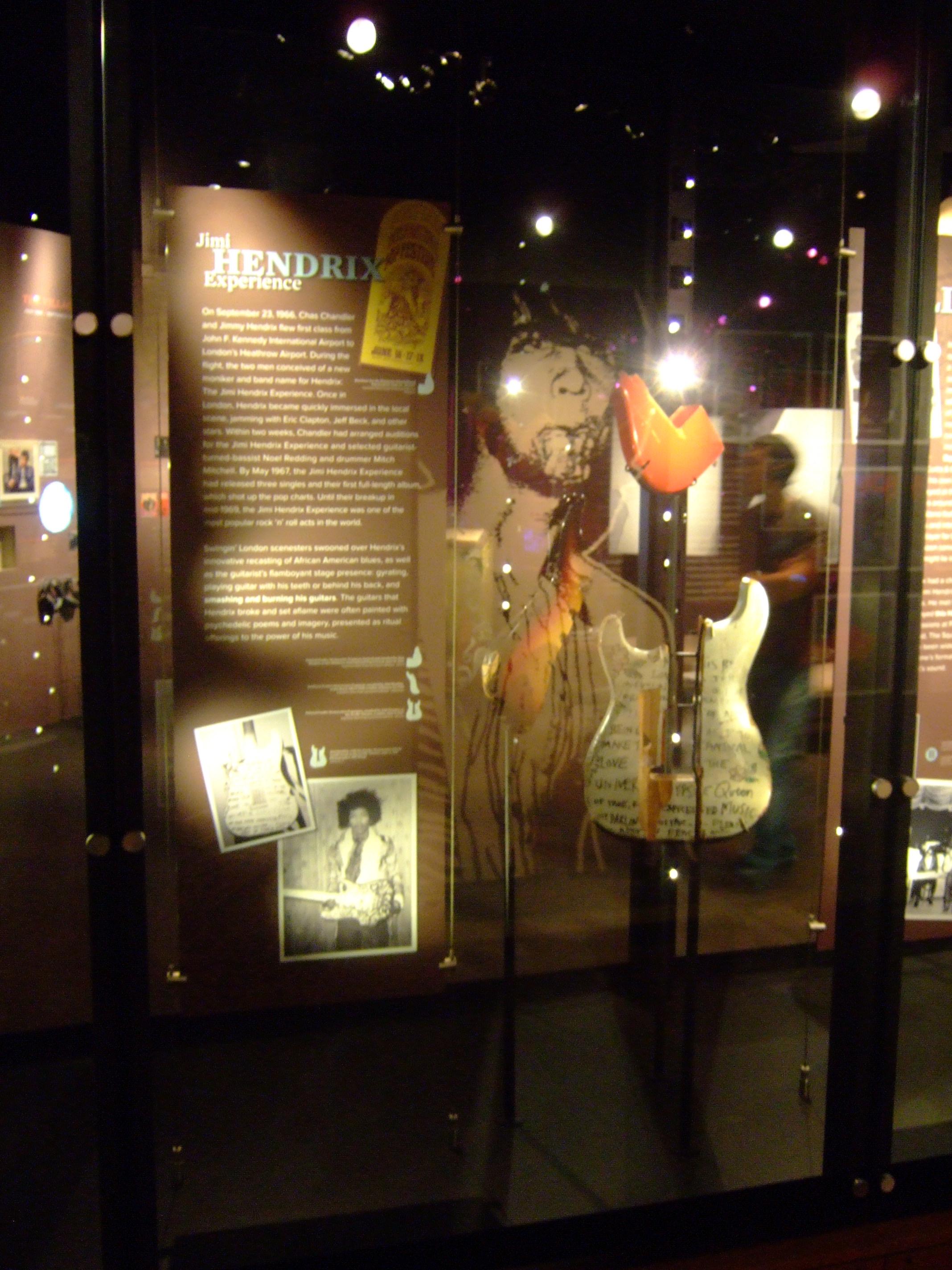 file jimi hendrix smashing guitar pieces rear emp wikimedia commons. Black Bedroom Furniture Sets. Home Design Ideas