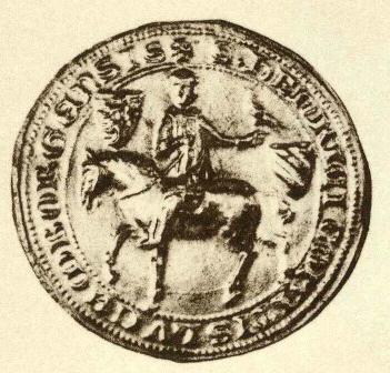 JIndřichova hraběcí pečeť